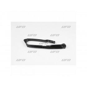 Patin de bras oscillant UFO noir Suzuki RM125/250